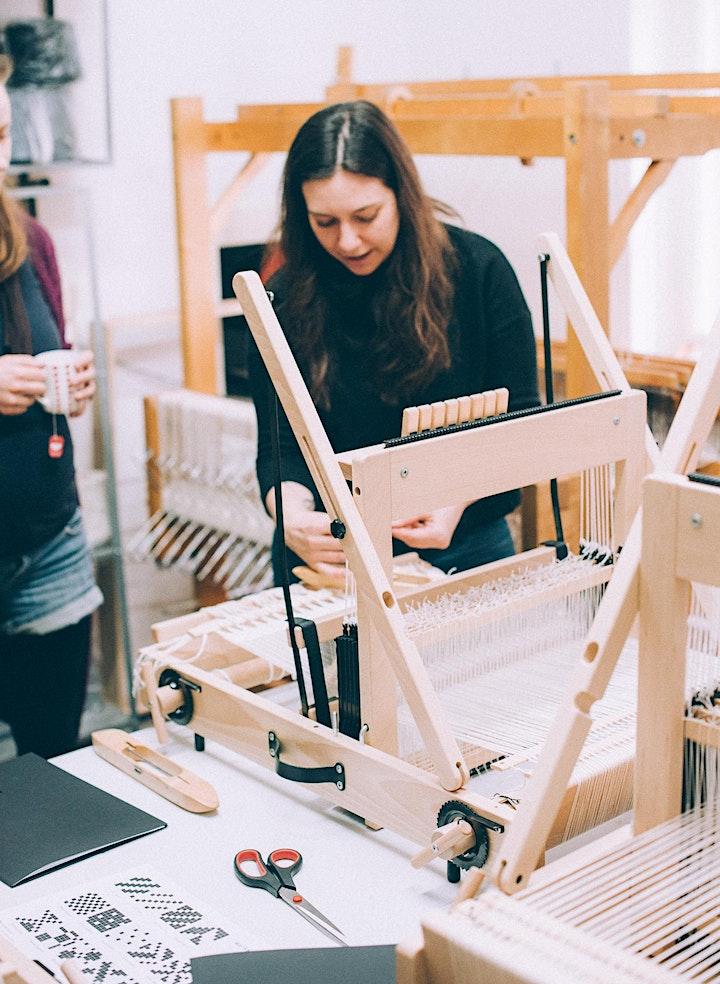 Weave 101: Get hooked on weaving!: Bild