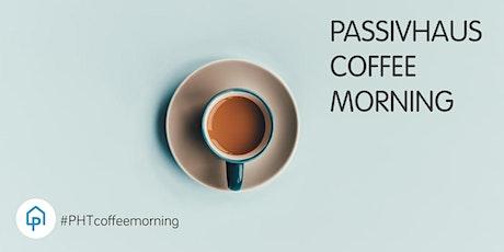 Passivhaus Coffee Morning biglietti