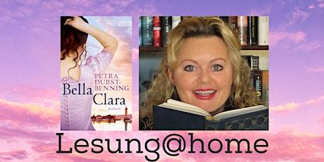 "Lesung@home ""Bella Clara"" Tickets"