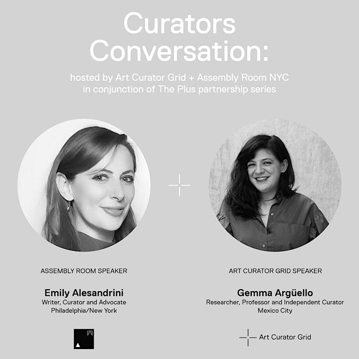 Curators Conversation: Women Curators Discussing Women in the Arts image
