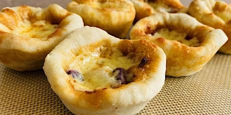 Pizza Bread Muffins tickets