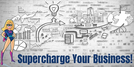 Supercharge Your Business - Your Super List Building Plan tickets