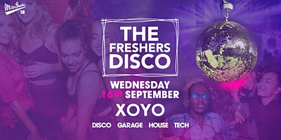 The+London+Freshers+Disco+at+XOYO