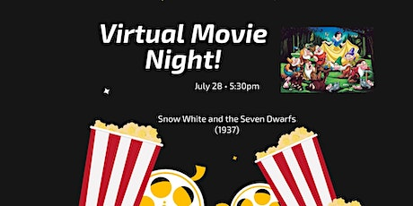 Virtual Movie Showing of Snow White & the Seven Dwarfs tickets