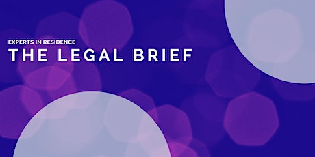 Experts in Residence: The Legal Brief | Commercial Leasing - Tips & Traps tickets