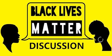 Black Lives Matter Discussion UK tickets