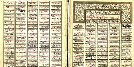 Arabic Pasts: Histories and Historiographies  Research workshop tickets