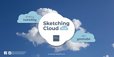 Sketching Cloud Live tickets
