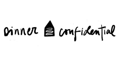 Dinner Confidential Edinburgh (Virtual) tickets