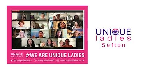 FREE ONLINE Unique Ladies Business Networking Sefton tickets