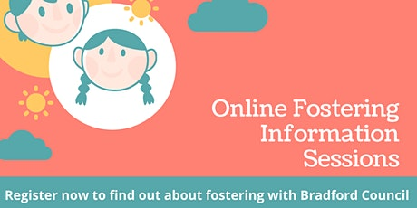 Join this informal session to find out more about fostering in Bradford tickets