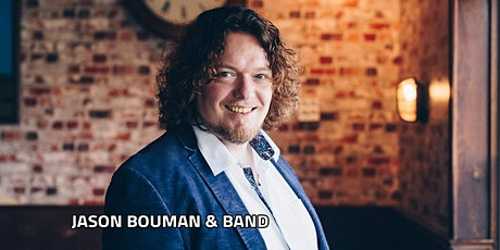 Jason Bouman & Band (Middag) tickets