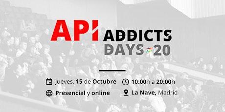 APIAddictsDay20 entradas