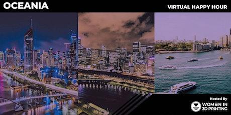 Wi3DP Oceania Virtual Happy Hour tickets