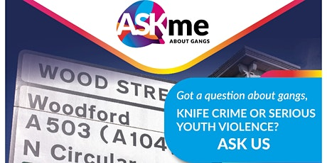Online Training for new Community Volunteers - Ask Me About Gangs tickets