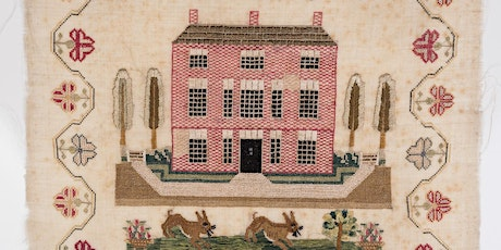 Selected Samplers from the Gawthorpe Textiles Collection (Repeat Showing) tickets