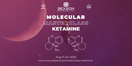 The Ketamine Conference - A Molecular Masterclass tickets