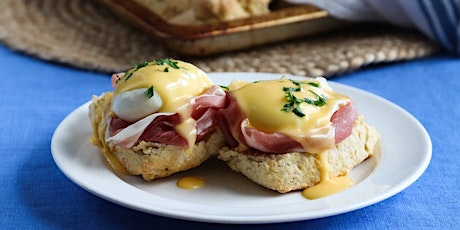 THE PERFECT BRUNCH: EGGS BENEDICT WITH WAITROSE COOKERY SCHOOL - £15 tickets