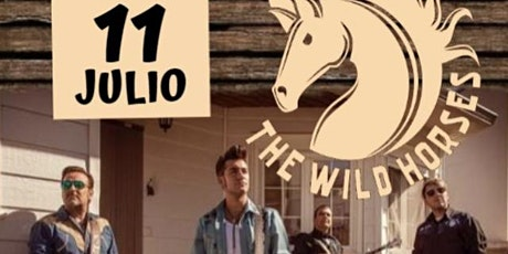 The Wild Horses en Concierto - The Comeback entradas