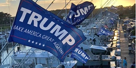 4th of July Trump Boat Parade & Salute To First Responders tickets