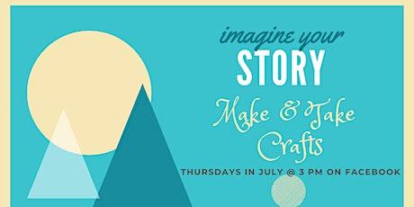 2020 Summer Make & Take Crafts - Week 4 - July 23 tickets