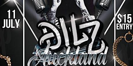 Dilz Auckland show tickets