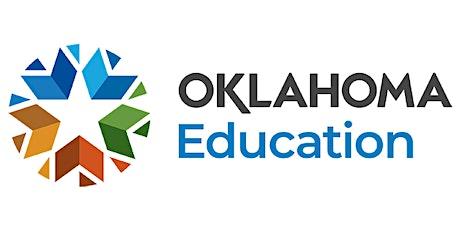 Oklahoma College Career Math Ready Virtual Training tickets