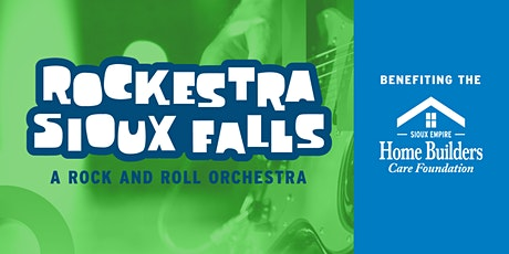 Rockestra Sioux Falls benefiting the Home Builders Care Foundation tickets