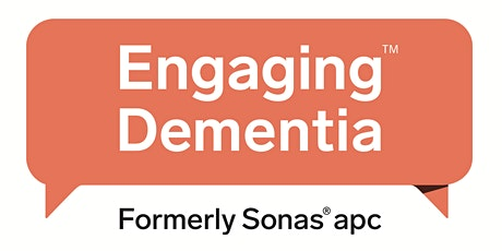 Engaging Dementia - Zoom Series tickets