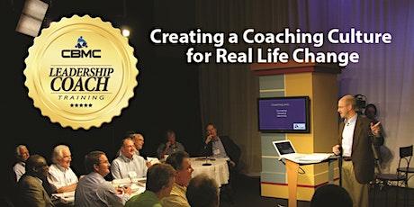 CBMC Lincoln Leadership Coach Training tickets