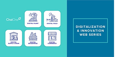 Digitalization & Innovation Web Series tickets