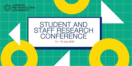 London Met Student and Staff Research Conference 14 - 15  July tickets