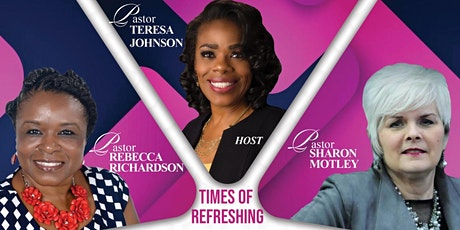 Times of Refreshing Women's Retreat - August 5-8th tickets
