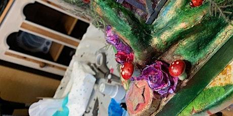 Create a beautiful 60cm fairy tree. tickets