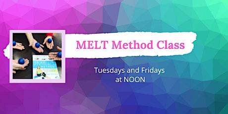 MELT Method Class with Beth Bentley tickets