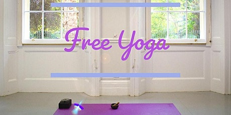 Free live online Yoga class for Birkbeck Research Students tickets
