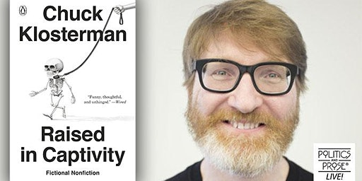 Chuck Klosterman Book Discussion