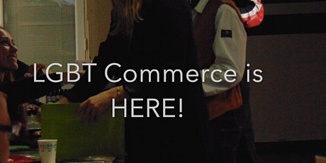 LGBT Commerce 2nd Annual Business Expo Sip and Shop tickets