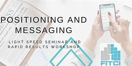 Positioning and Messaging Class tickets