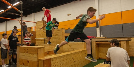CampHUB Parkour Summer Camp! tickets