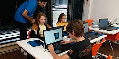 Kids Coding Workshop at Blacktown- Learn Python (12+years) tickets
