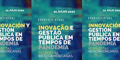 Innovación Gestión Pública en tiempos de Pandemia ingressos