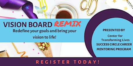 Vision Board REMIX tickets