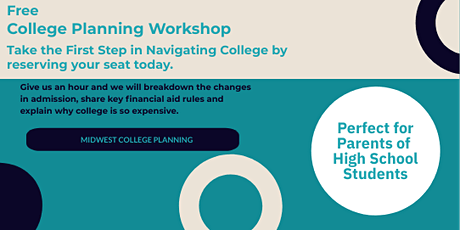 Anderson Twp  Free College Planning Workshop tickets