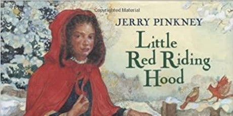 Summer Reading: Jerry Pinkney fairy tales and craft tickets