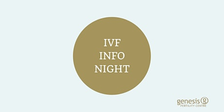 IVF Info Night tickets