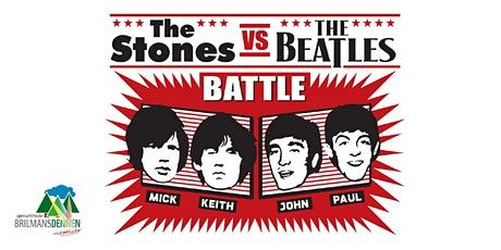 The Stones vs The Beatles Battle tickets