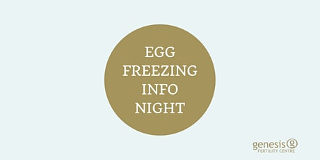 Egg Freezing: Is It for Me? (Webinar) tickets