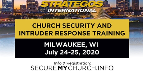 2 Day Church Security and Intruder Awareness/Response Training - Pewaukee, WI tickets