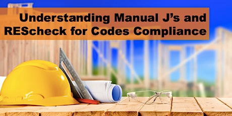 Maury County Codes Update: Manual J's and REScheck tickets